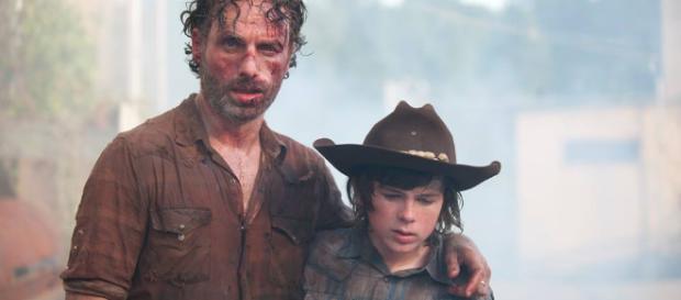 The Walking Dead nos ha vuelto a engañar   Solo un capítulo más - 20minutos.es
