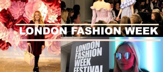 Todo preparado para la Semana de la Moda de Londres