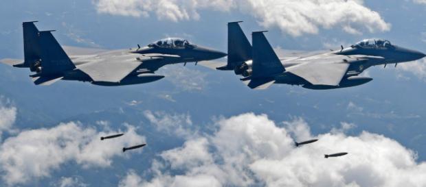 US-South Korea to resume military drills- (Image credit Wochitnew-Youtube.com)