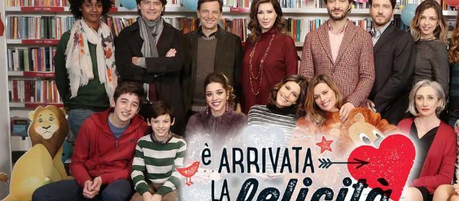 Anticipazioni E' arrivata la felicità 2,seconda e terza puntata:il dramma choc