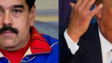 Enfrentados. Gobierno de Venezuela intenta llamar la atención de Donald Trump