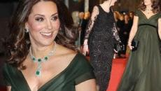 3 Reasons Kate Middleton Didn't Wear A Black Outfit To The BAFTA Awards