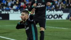 Real Madrid remonta y le gana 3 -1 al Leganés