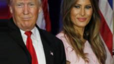 Melania, Donald Trump come under fire after response to death of Billy Graham