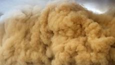 La tormenta de polvo ataca a la ciudad de Queensland por sorpresa