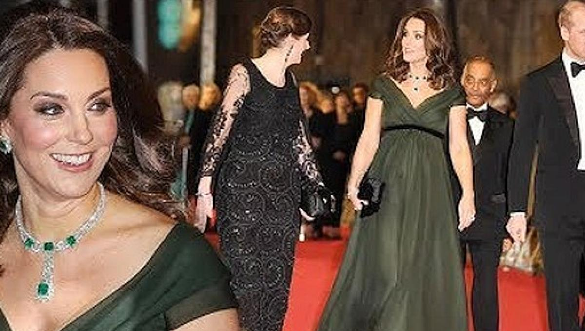 3 Reasons Kate Middleton Didn T Wear A Black Outfit To The Bafta Awards