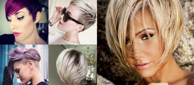 Nuovi tagli capelli corti primavera 2018