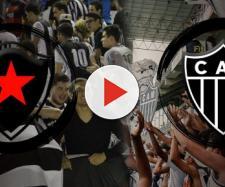 Botafogo-PB x Atlético-MG ao vivo
