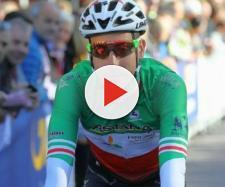 Fabio Aru, ciclistica dell'UAE Emirates