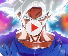 Goku usando el Ultra Instinto perfecto