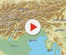 Terremoto in Friuli Venezia Giulia