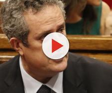 Joaquim Forn, ex Conseller de Interior catalán, que padece condiciones infrahumanas en su celda de Estremera.