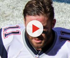 Julian Edelman suffered the ACL injury in the third preseason game. - [Image Credit: Jeffrey Beall / Wikimedia Commons]