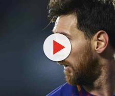 Leo Messi não gostou nem um pouco de saber