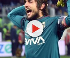 Mattia Perin, il sogno è la Champions League col Genoa