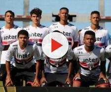 São Paulo x Nacional-URU ao vivo nesta quarta