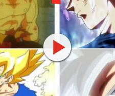 Ultra instinto 100%: referencia a Dragon Ball