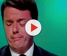 Un addio doloroso per Matteo Renzi