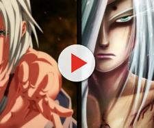Un guerrero de gran nivel en Naruto