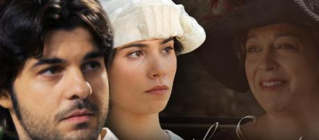 Anticipazioni Il Segreto choc: Francisca, Maria e Gonzalo
