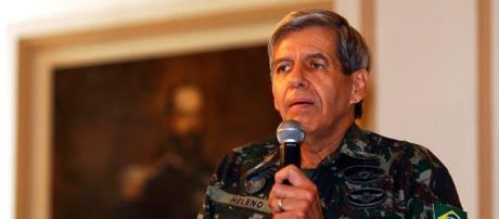 General Augusto Heleno concedeu entrevista exclusiva e comentou sobre a intervenção federal no RJ