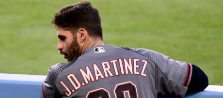 MLB free agent rumors: Red Sox offer J.D. Martinez five-year deal ... - sportingnews.com