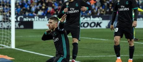 Real Madrid ya es tercero en la Liga