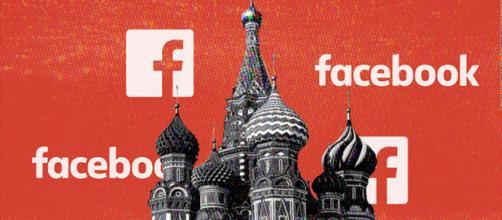 126 millones usuarios de Facebook recibieron contenido de páginas relacionadas con Rusia.