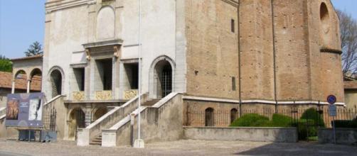 Alberti y la iglesia de San Sebastián