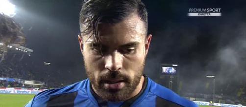 Andrea Petagna, attaccante dell'Atalanta