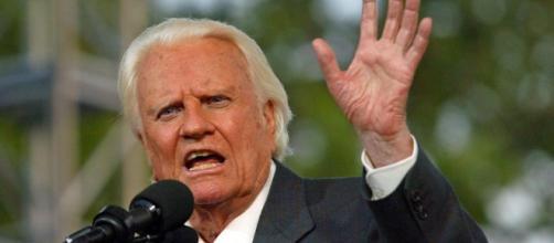 Billy Graham: Influyente evangelista estadounidense muere a los 99 ... - elcomercio.pe