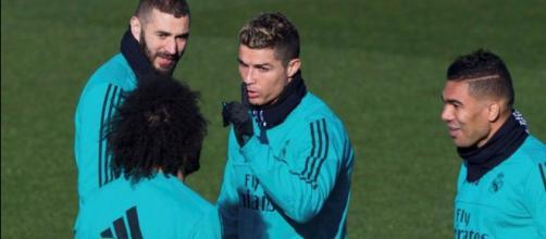 Cristiano avisa: Que no juegue Theo ante el PSG - diariogol.com