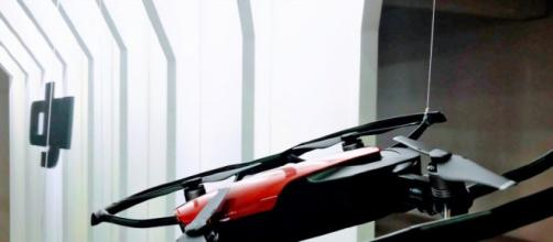 Drones de alto rendimiento en las alturas.