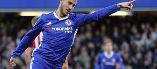 Eden Hazard ha insistido en que el Chelsea atacará a Barcelona