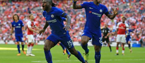 El azote de Conte! Arsenal, campeón de la Community Shield - telemundodeportes.com