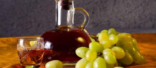 El vino no solamente se produce de la uva.
