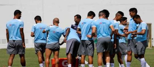Fluminense encerra preparação para estreia na Taça Rio (Foto: Lucas Merçon/Divulgação FFC)