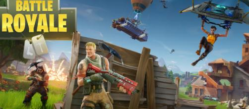 Fortnite: Battle Royale tiene la geniel Hand Canon