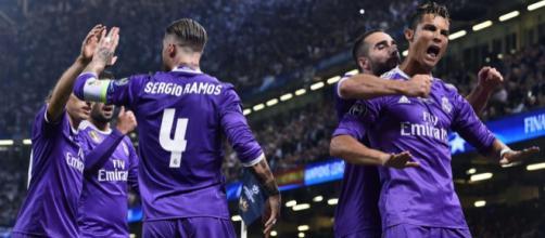 Foto Cristiano Ronaldo - Esultanza - Real Madrid - 381093 - tuttomercatoweb.com