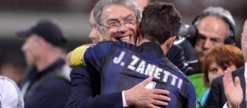 foto di Zanetti e Moratti - calciomercato.com