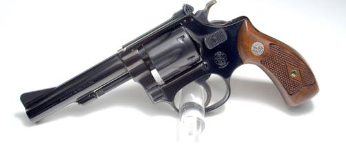 Image of a gun -- Stephen Z/Flickr