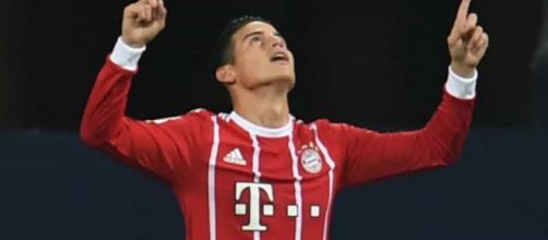 James Rodriguez tiene la decisión final sobre que equipo quiere jugar