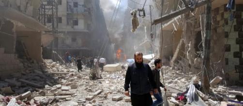 La guerra civil siria es un conflicto bélico iniciado a principios de 2011