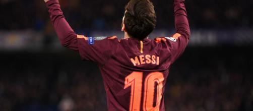 Lionel Messi cambió el rumbo de la Liga de Campeones en el partido de ida cuando anotó para empatar 1-1 con el Barcelona en Stamford Bridge