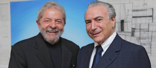 Lula afirma que intervenção seria uma estrategia para uma possível reeleição ( crédito:internet)