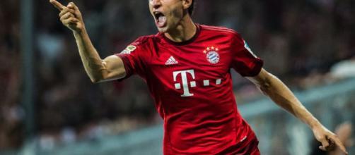 Muller ha mostrado una mejora en la forma desde que Jupp Heynckes regresó al club