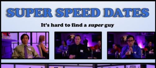 """Super Speed Dates"" is a short film by Carolyn Bridget Kennedy who also stars in it. / Image via Chad Wiseman, used with permission."