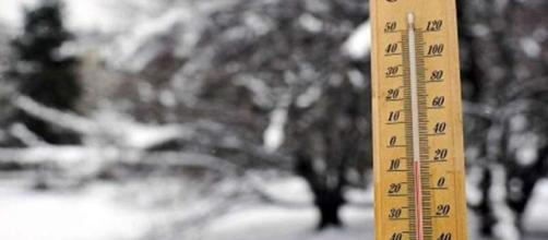 Temperature sotto lo zero a partire da domenica 25 febbraio.
