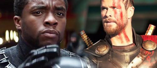 Thor: Ragnarok & Black Panther tienen cierto parecido