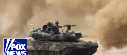 US-South Korea to restart military drills Photo - (Image Credit: Fox News/Youtube)